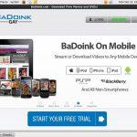 Free BaDoink Gay Premium