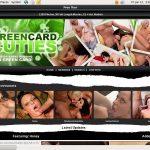Free Green Card Cuties Accounts Premium
