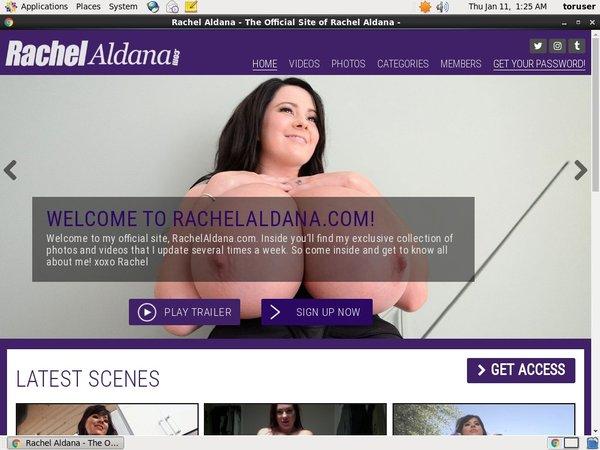 Get Discount Rachelaldana
