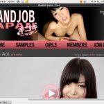 Handjob Japan Vendo