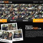 Logins Czech Taxi Free