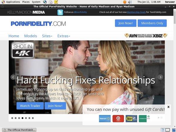 Porn Fidelity Pass