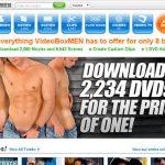 Video Box Men Fresh Passwords