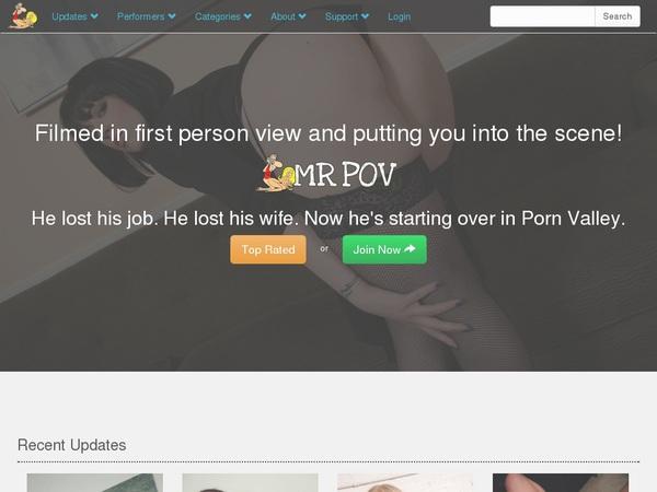 Mr Pov Free Pics