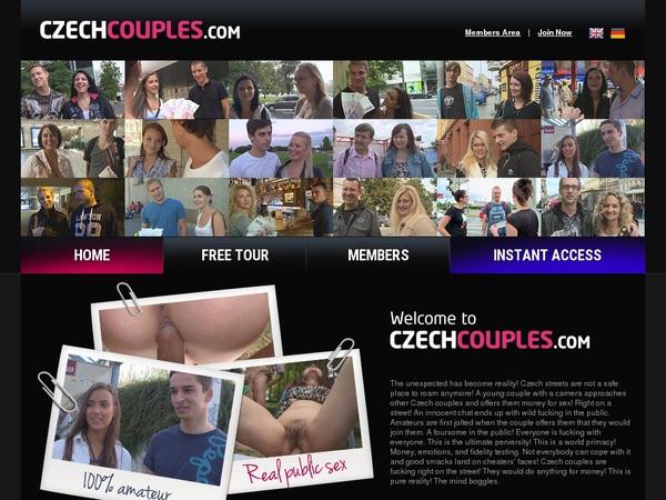 Czech Couples Account 2014